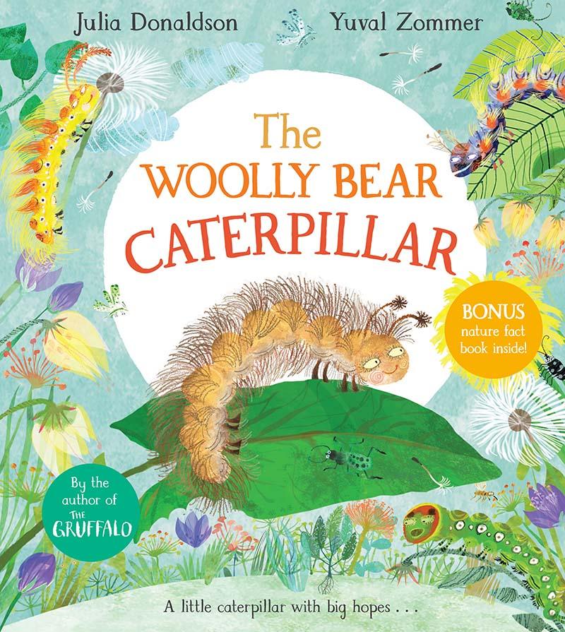 The Woolly Bear Caterpillar - Jacket