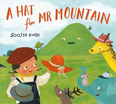 A Hat for Mr Mountain - Jacket