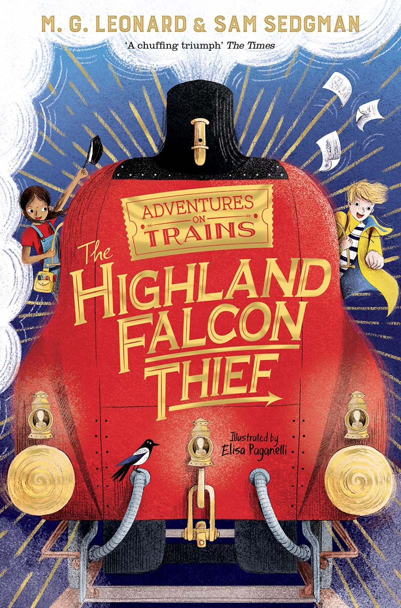 The Highland Falcon Thief - Jacket