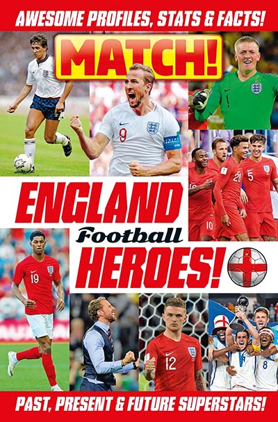 Match! England Football Heroes - Jacket