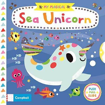 My Magical Sea Unicorn - Jacket
