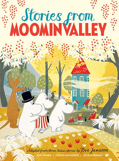 Stories from Moominvalley - Jacket