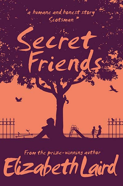 Secret Friends - Jacket