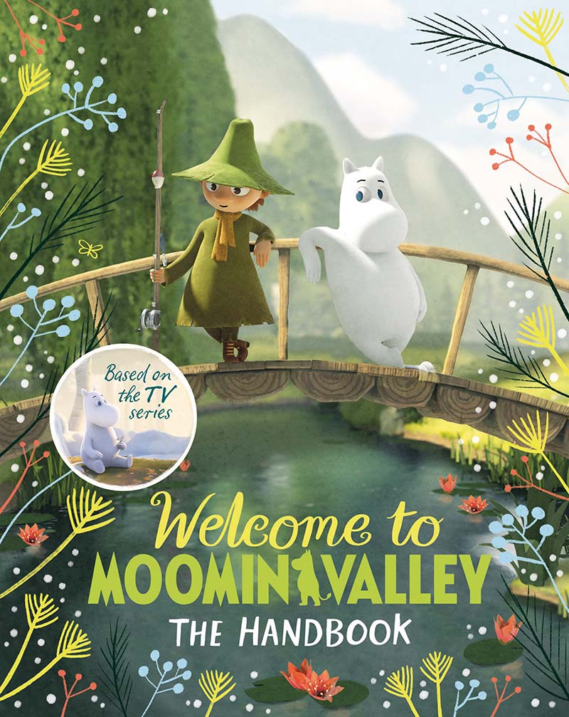 Welcome to Moominvalley: The Handbook - Jacket
