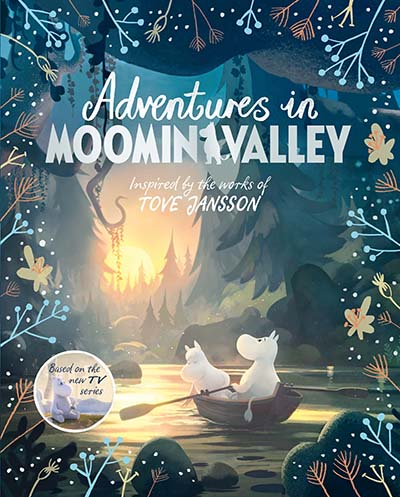 Adventures in Moominvalley - Jacket