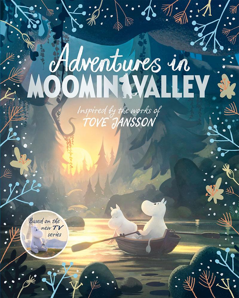 Adventures in Moominvalley - Jacket