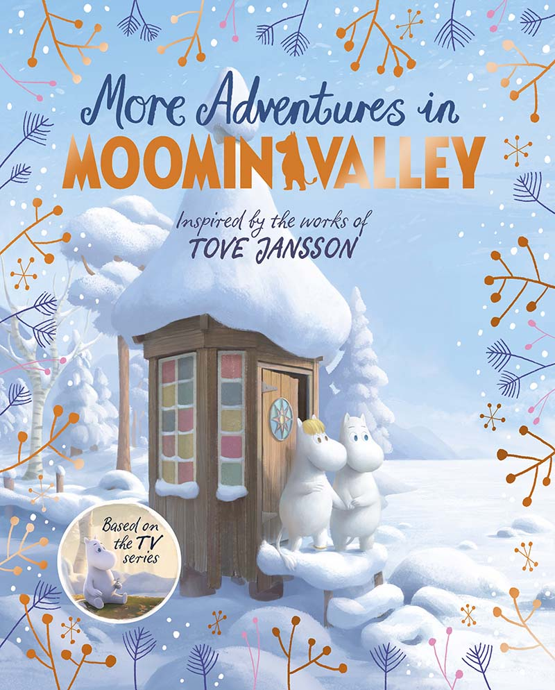 More Adventures in Moominvalley - Jacket