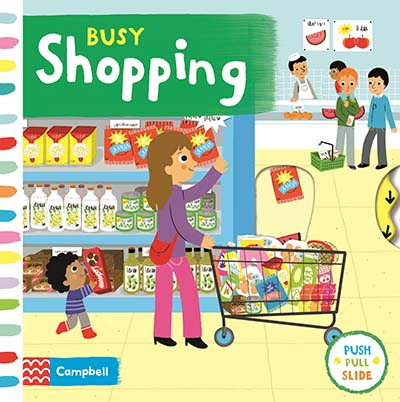 Busy Shopping - Jacket