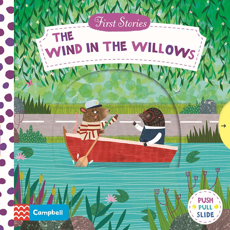 The Wind in the Willows - Jacket