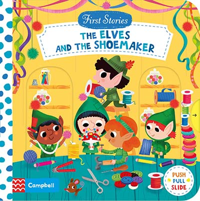 The Elves and the Shoemaker - Jacket