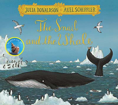 The Snail and the Whale Festive Edition - Jacket