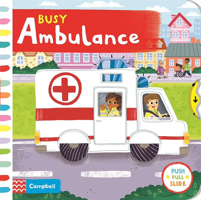 Busy Ambulance - Jacket