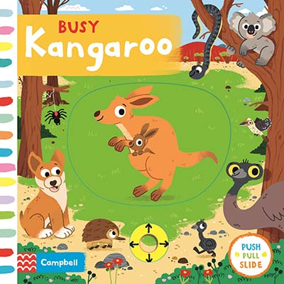 Busy Kangaroo - Jacket
