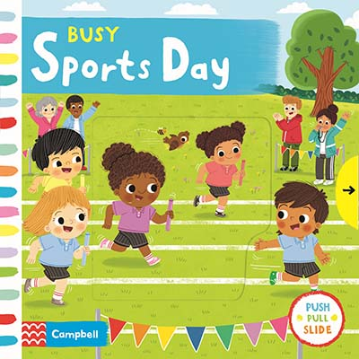 Busy Sports Day - Jacket
