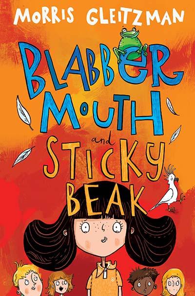 Blabber Mouth and Sticky Beak - Jacket