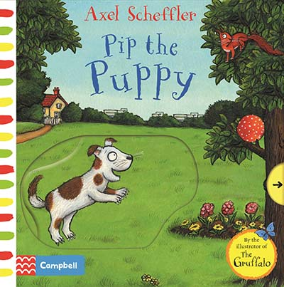 Axel Scheffler Pip the Puppy - Jacket