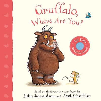 Gruffalo, Where Are You? - Jacket