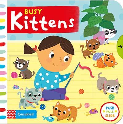 Busy Kittens - Jacket