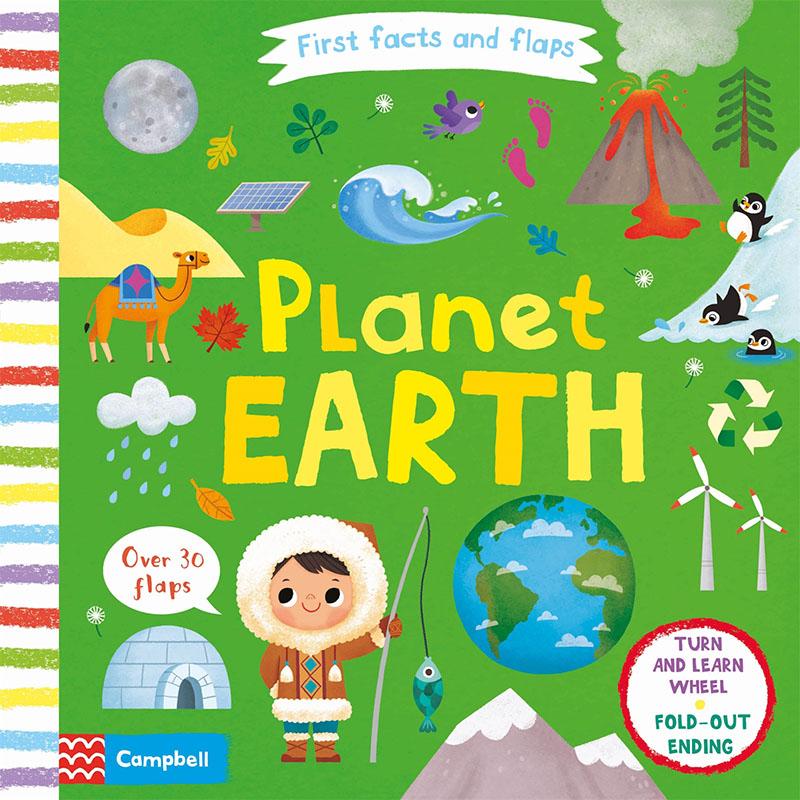 Planet Earth - Jacket