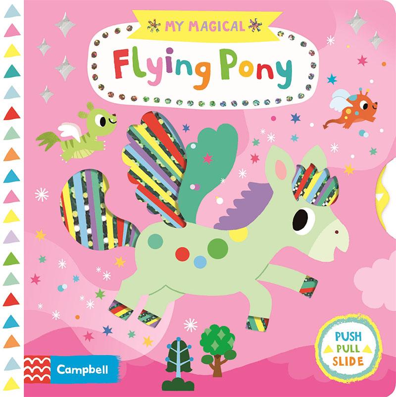 My Magical Flying Pony - Jacket