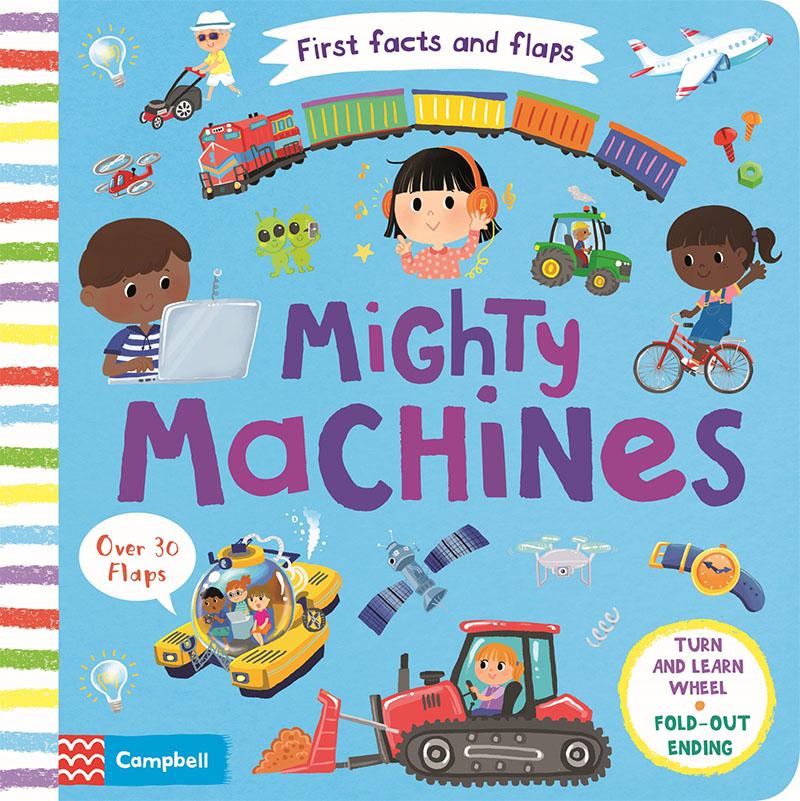 Mighty Machines - Jacket