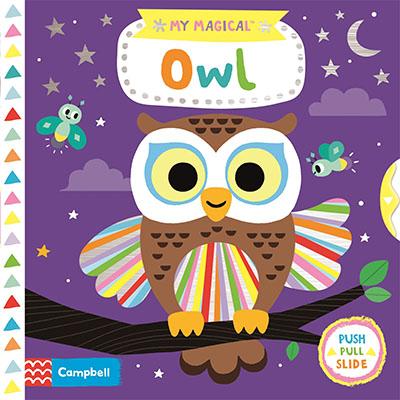 My Magical Owl - Jacket
