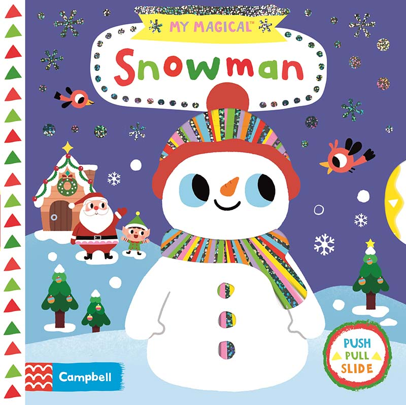 My Magical Snowman - Jacket