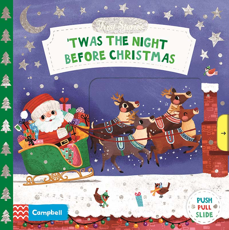 'Twas the Night Before Christmas - Jacket
