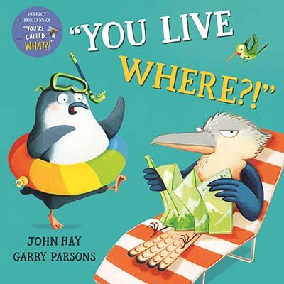 You Live Where?! - Jacket