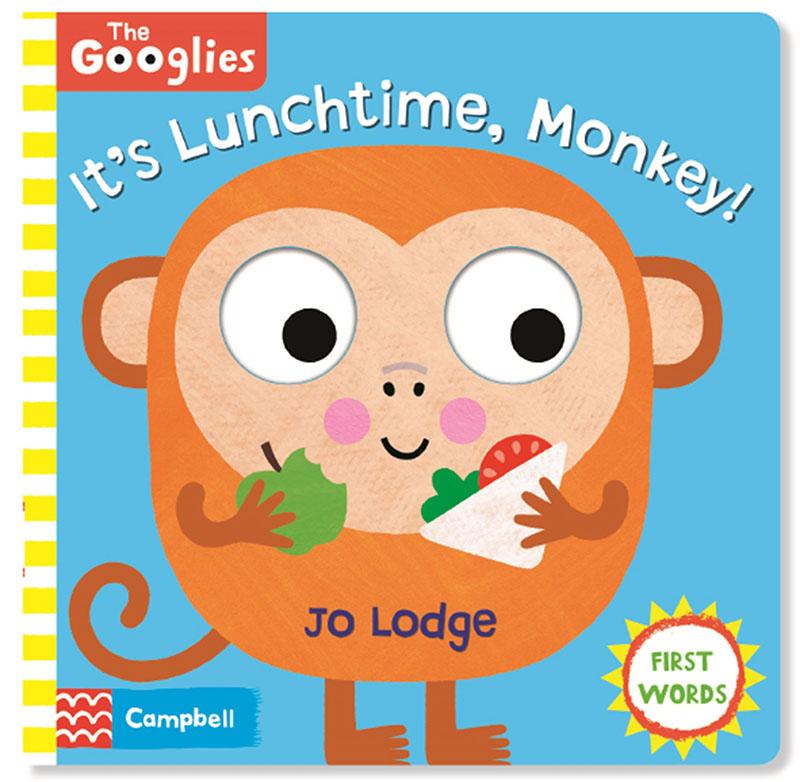 It's Lunchtime, Monkey - Jacket
