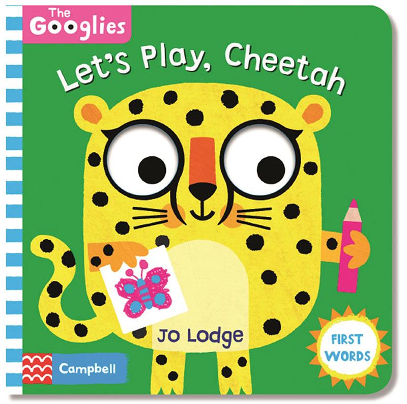 Let's Play, Cheetah - Jacket