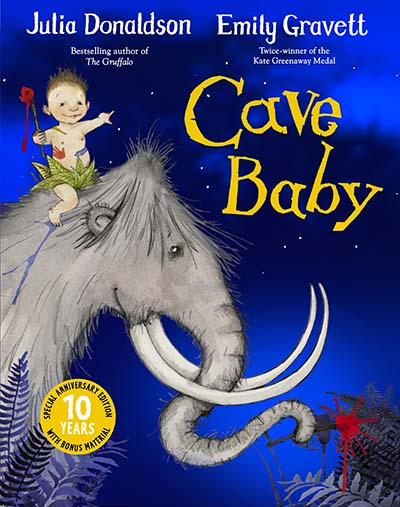 Cave Baby 10th Anniversary Edition - Jacket