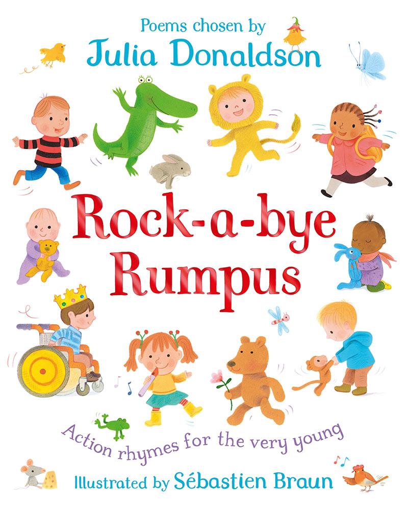 Rock-a-Bye Rumpus - Jacket