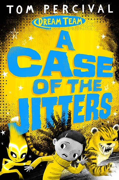 A Case of the Jitters - Jacket