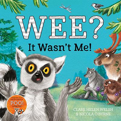 Wee? It Wasn't Me! - Jacket