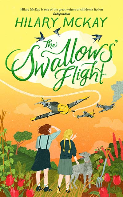 The Swallows' Flight - Jacket