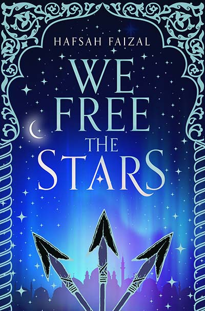 We Free the Stars - Jacket