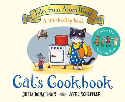 Cat's Cookbook - Jacket