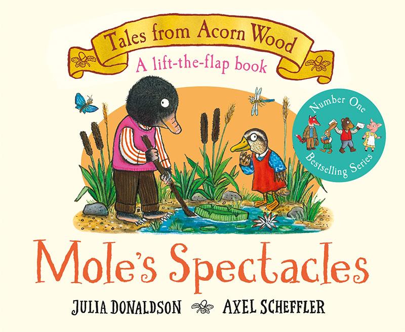 Mole's Spectacles - Jacket