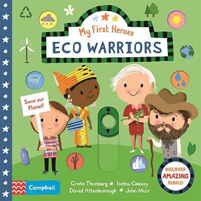 Eco Warriors - Jacket