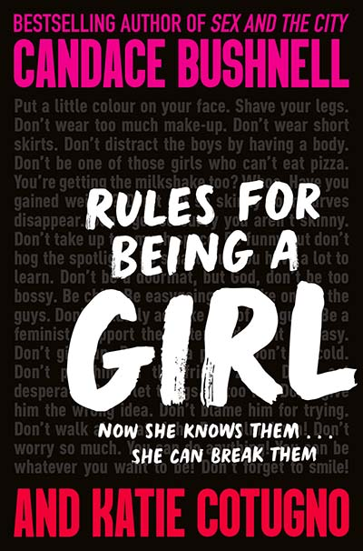 Rules for Being a Girl - Jacket