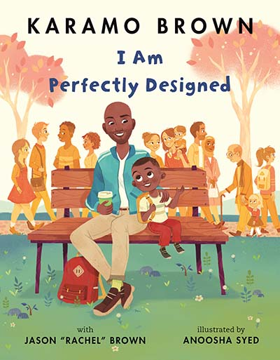 I Am Perfectly Designed - Jacket