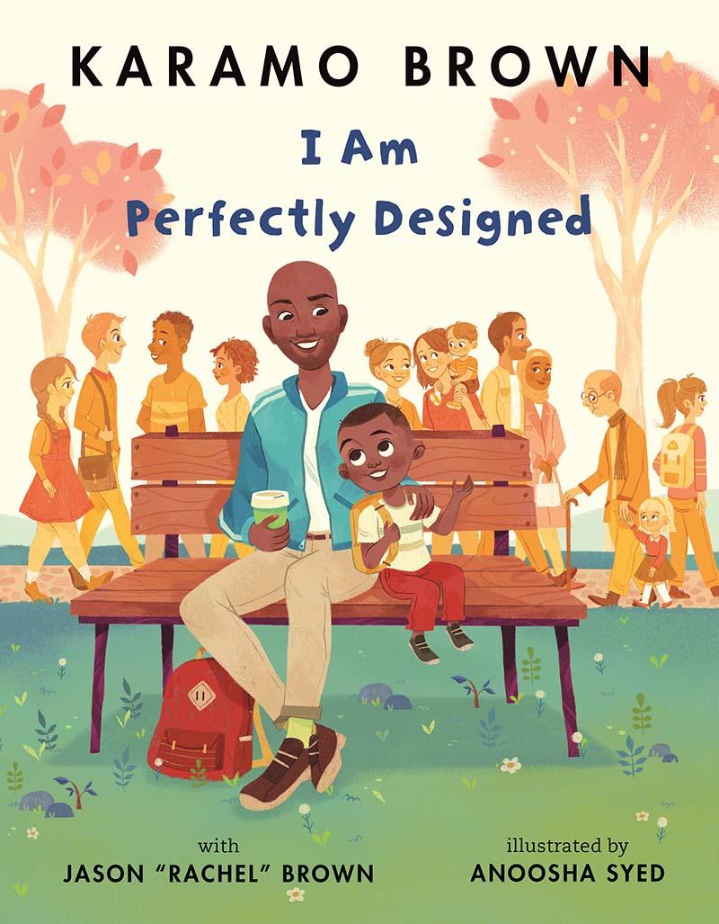 I Am Perfectly Designed - Jacket
