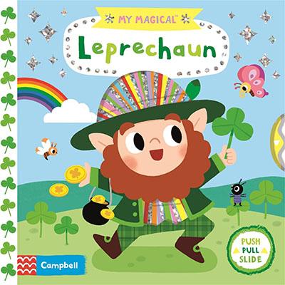 My Magical Leprechaun - Jacket