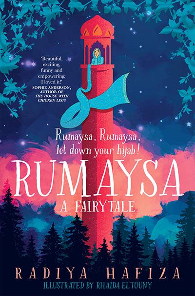 Rumaysa: A Fairytale - Jacket