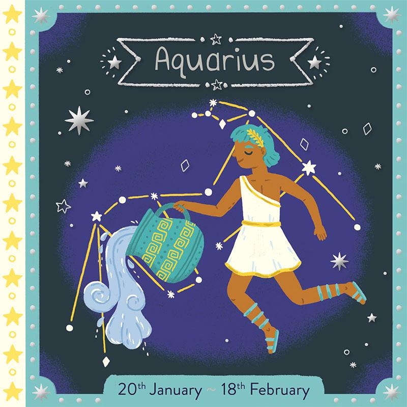 Aquarius - Jacket