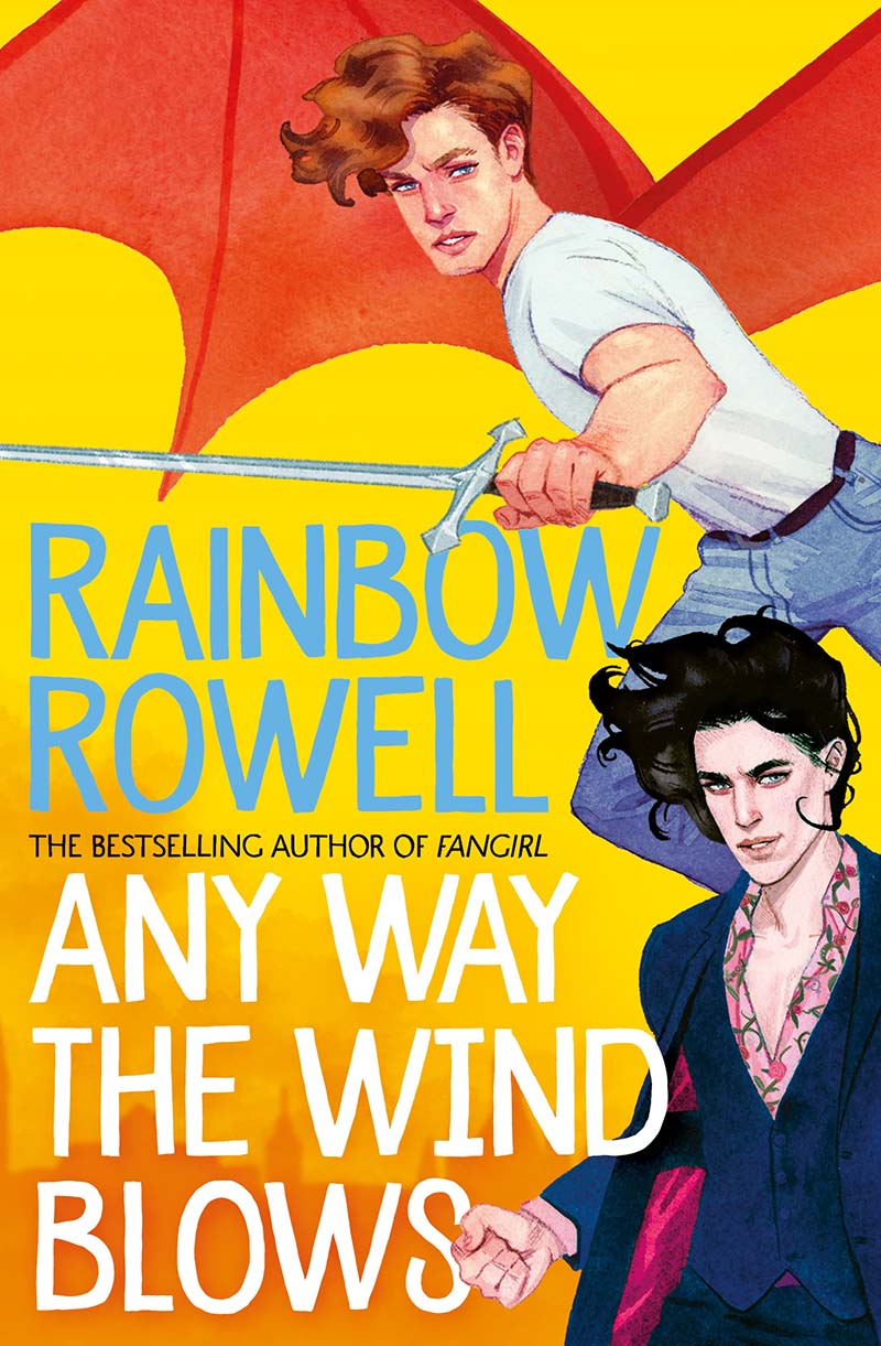Any Way the Wind Blows - Jacket