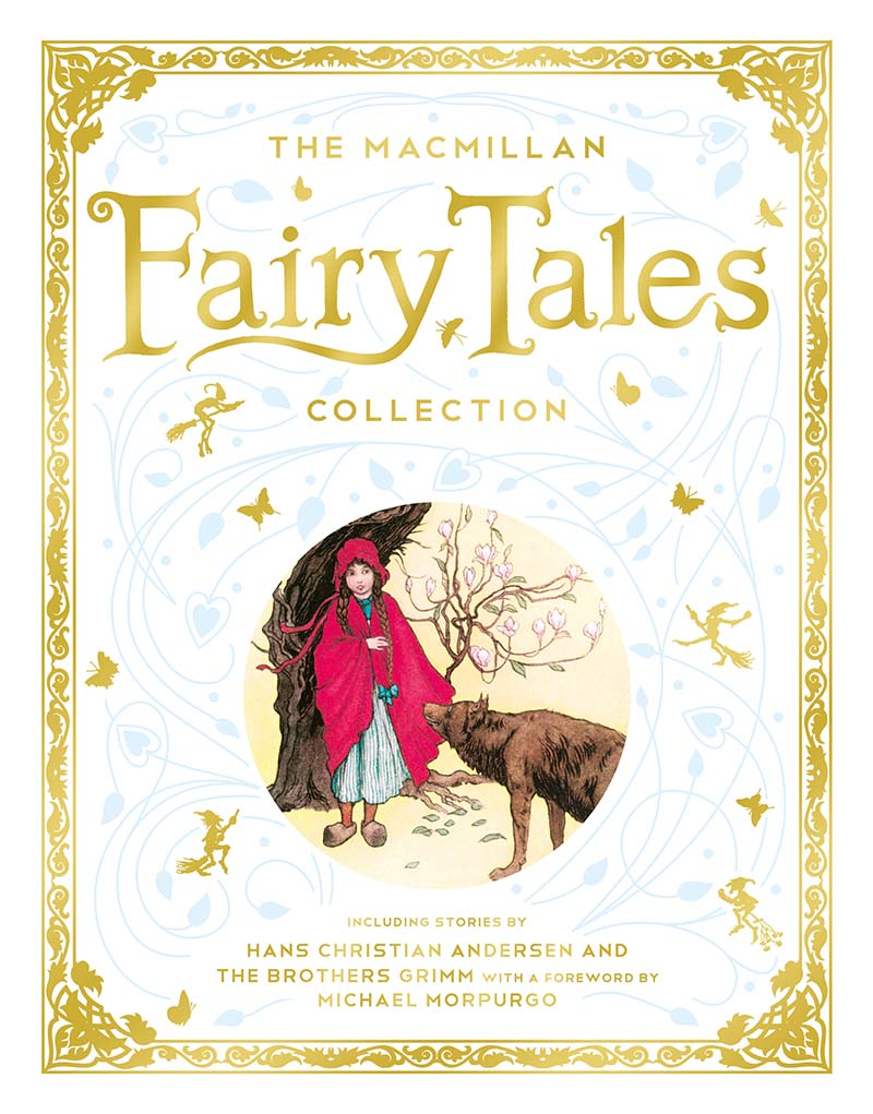 The Macmillan Fairy Tales Collection - Jacket
