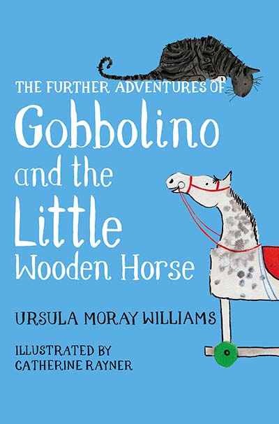The Further Adventures of Gobbolino and the Little Wooden Horse - Jacket