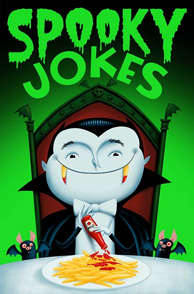 Spooky Jokes - Jacket